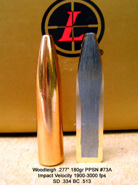 Bullet Jacket Thickness to Jacket Thickness… it is