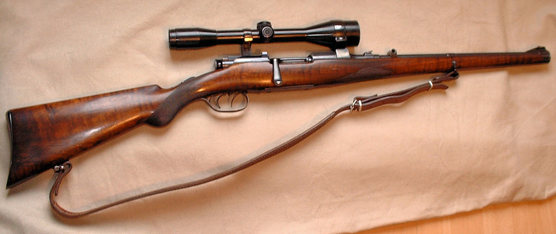 Mosin...  ou Nagant   civils ? BillsMannlicher